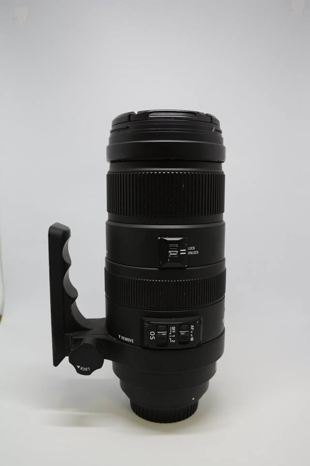 SIGMA 120-400
