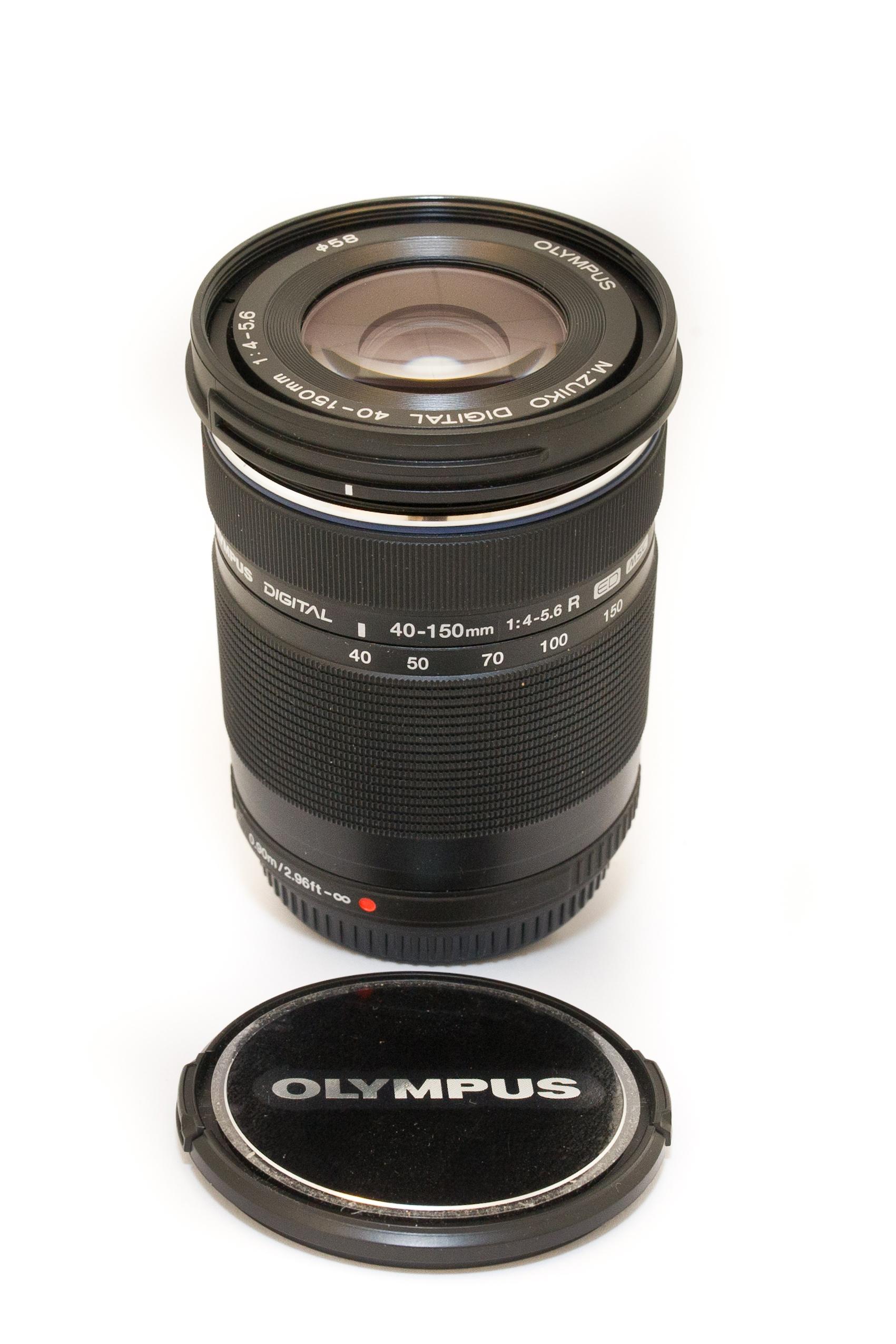 OCC Olympus 40-150