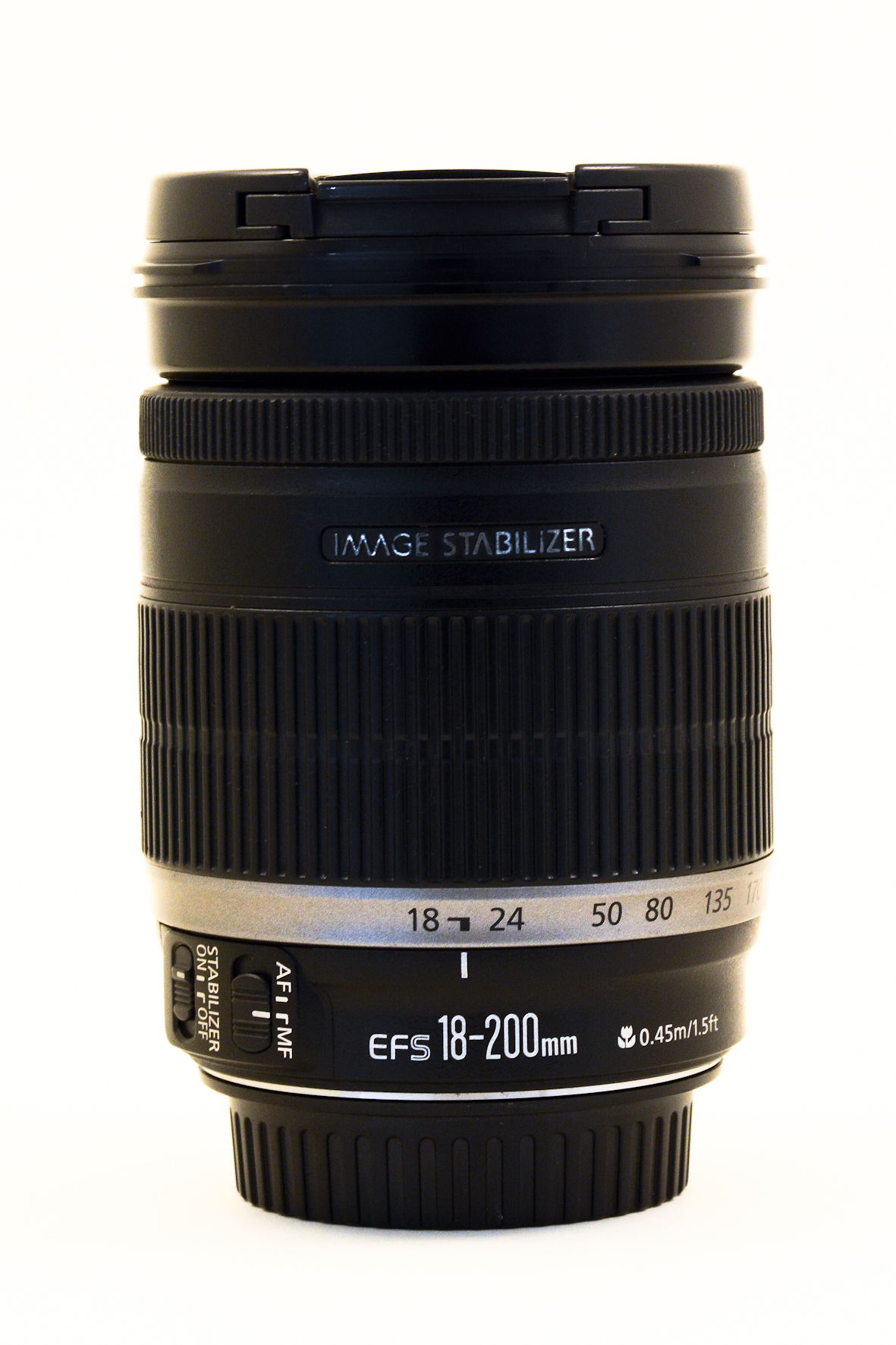 CANON 18-200 EFS IS 3,5-5,6