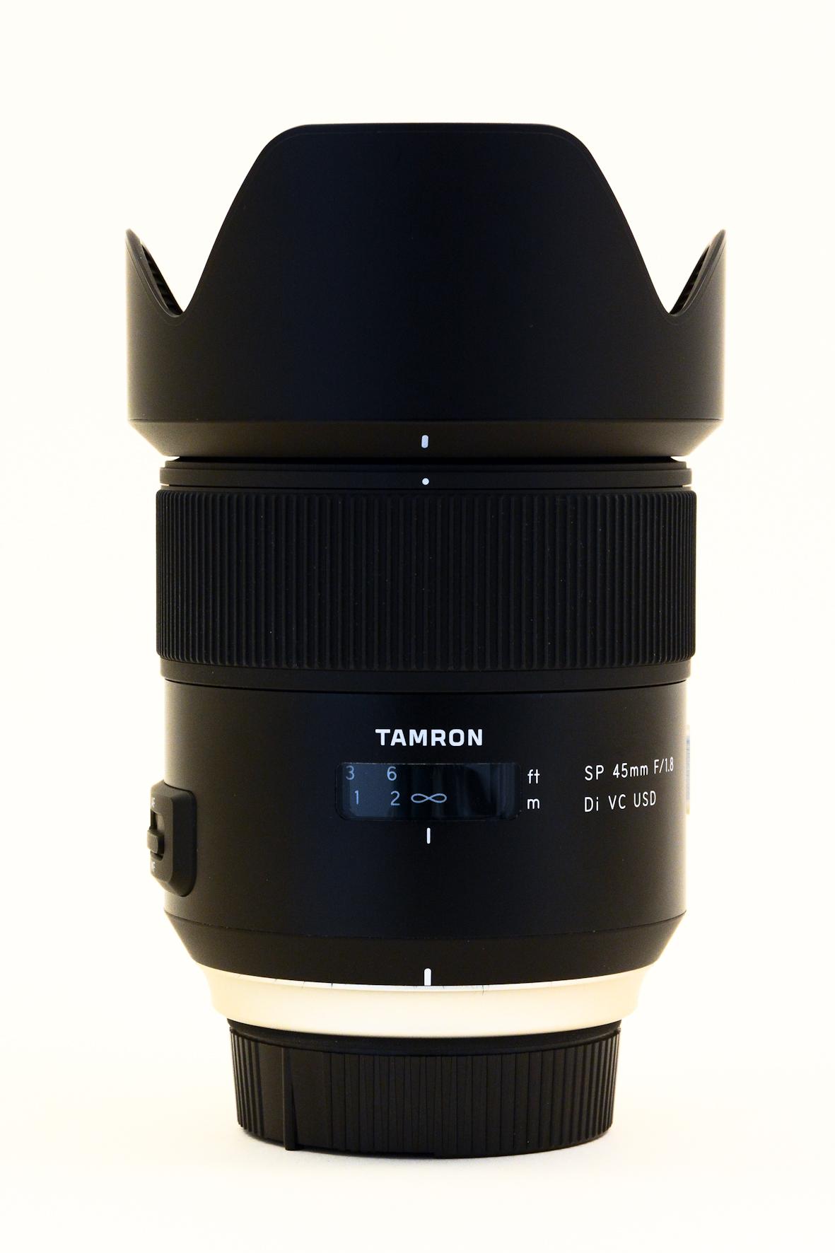 TAMRON 45 Di 1,8 SP VC (NIKON)